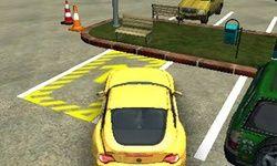 Мастерская парковка в 3D: торговый центр