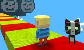 Kogama: Cat Parkour