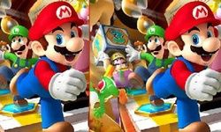 Super Mario: 5 Differences
