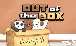 We Bare Bears Out Of The Box