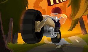 Original game title: Deadly Road Trip