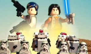 Lego Star Wars: Empire vs Rebels 2016