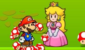 Original game title: Mario Dash to Princess