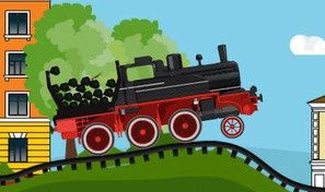 Original game title: Coal Train