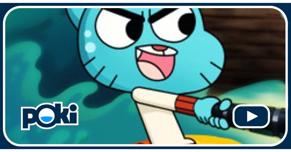 Sewer Sweater Search The Amazing World Of Gumball