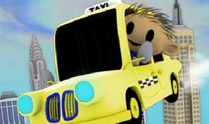 Original game title: Sim Taxi New York