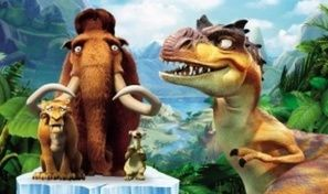 Original game title: Ice Age Dawn of the Dinosaur: Spot the Difference