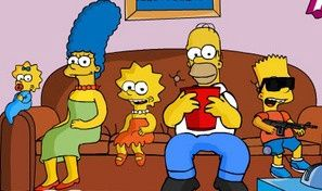 Original game title: Simpsons Bart Rampage