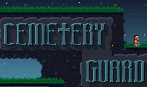 Original game title: Cemetery Guard