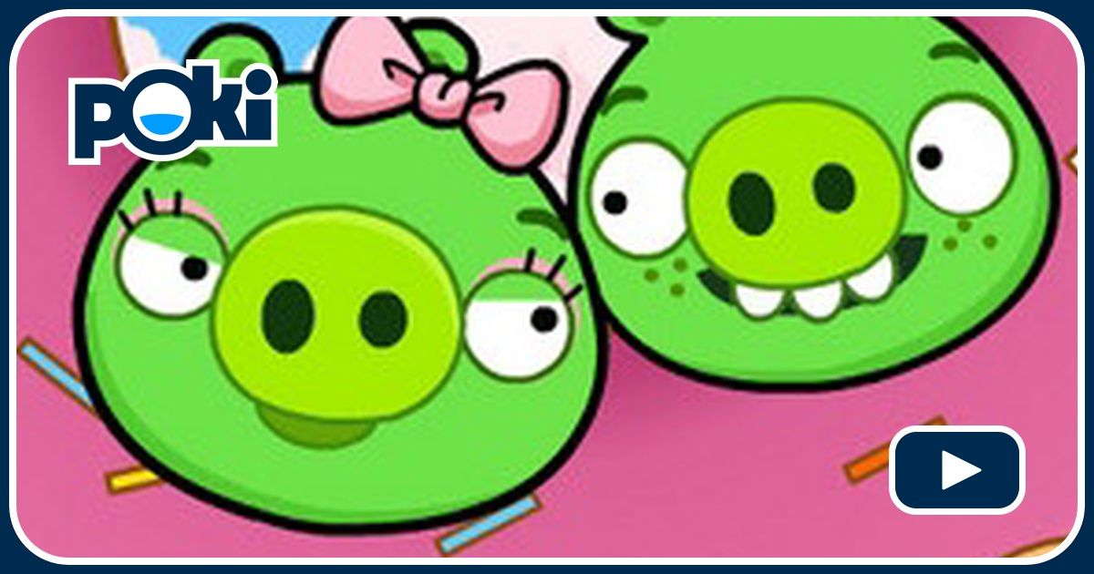 Bad Pig Perfect Couple - Play Free Online Games