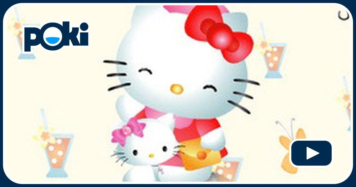Memoria de hello kitty 2 juega gratis en paisdelosjuegos for Juegos de hello kitty jardin
