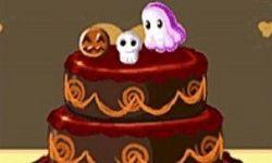 Maak een Taart voor Halloween