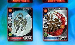 Bakugan Secret Monster