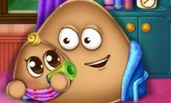 Pou Has a Baby