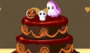 Original game title: Shaquita's: Halloween Cake