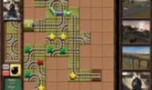 Original game title: Railroad Tracks