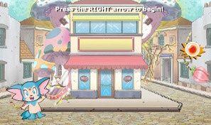 Original game title: Pachi's Ruckus