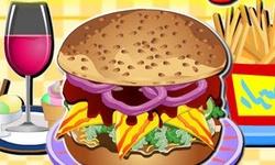 Hot Burger