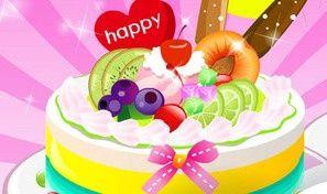 Original game title: Super Delicious Cake