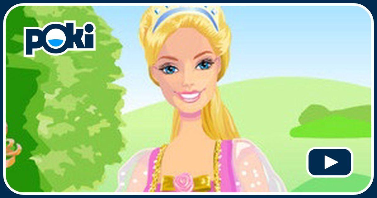 barbie as rapunzel online spiele kostenlos auf. Black Bedroom Furniture Sets. Home Design Ideas