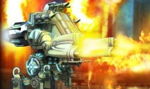 Original game title: Armored Fighter: NW