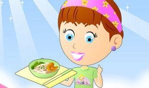 Original game title: Noodle Restaurant