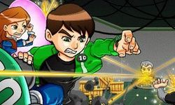 Kart Maluco do Ben 10