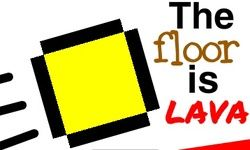 The Floor is Lava: Platformer