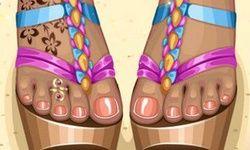 Hot Beach Sandals 2