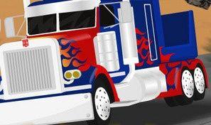 Original game title: Transformers Truck