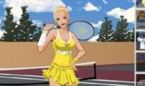 Tennis Dress Up