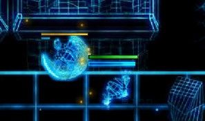 Original game title: Gare: Sapphire Mechs