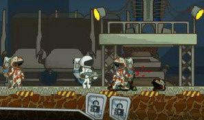 Original game title: Zombies in Space