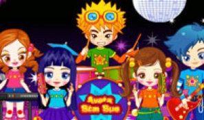 Original game title: Musician Sue