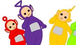 Teletubbies Shapes