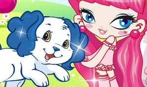 Original game title: Dress Up Your Pet Dog