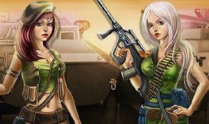 Original game title: Jill & Jane In The Panzer