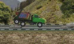 Cargo Carbage Truck