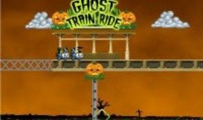 Original game title: Ghost Train Ride