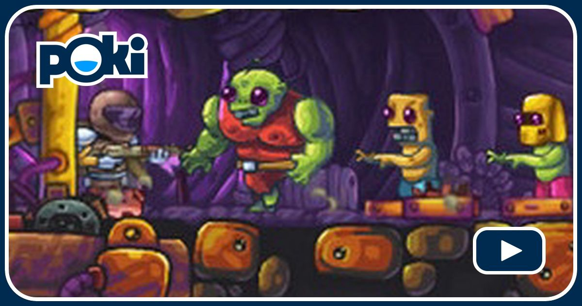 ZOMBOTRON 2: TIME MACHINE Online - Play for Free at Poki.com!
