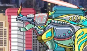 Dino Robot: Styracosaurus
