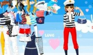 Original game title: Sailor Girl