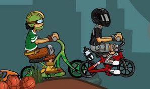 Bicycle Drag 2