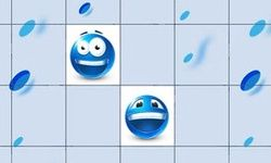 Drôle de Memory Bleu