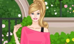 Barbie Secret Garden Dress-Up