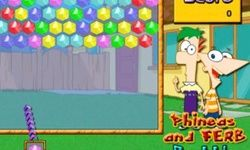 Phineas and Ferb Bubble