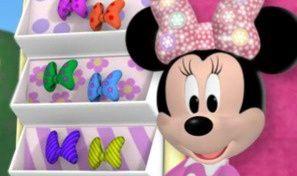 Minnie's Fluttering Butterfly