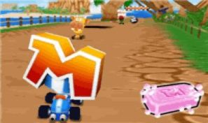 Original game title: Crazy Karts