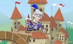 Medieval Biker