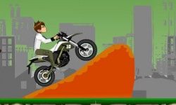 Ben10 Dirt Bike